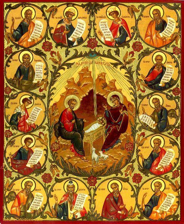Image result for Duminica dinaintea Nașterii Domnului